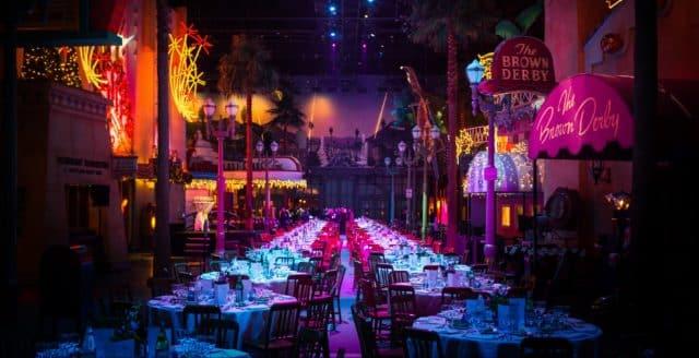 GDF </br> Evening for 350 guests </br> Disneyland Paris
