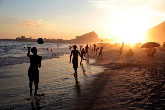 Voyage de récompense pour 160 personnes au Brésil