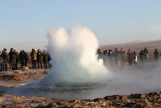 Voyage de récompense </br> en Islande