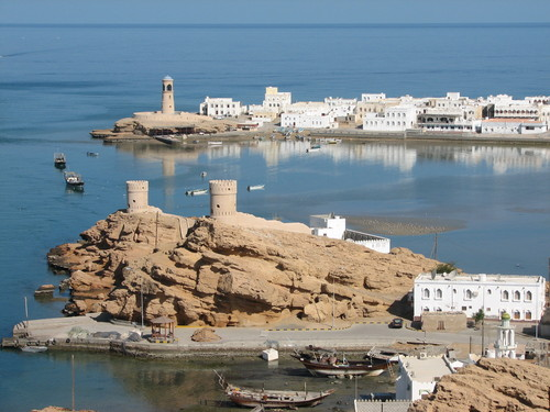 Oman - Reward's travel of 4 day for sales force