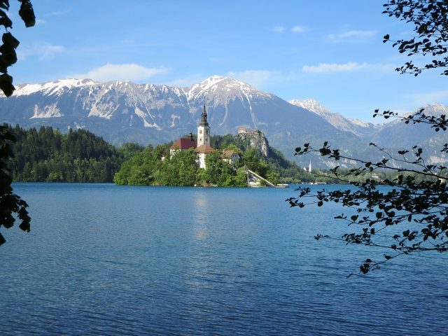 Slovenia </br> Reward's travel of 3 days for 80 people