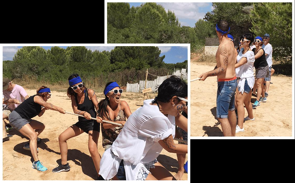 Team building Ibiza