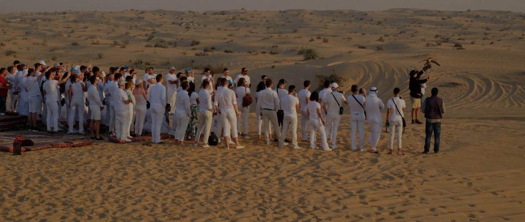 Anniversaire 10 ans Dubaï de C2E