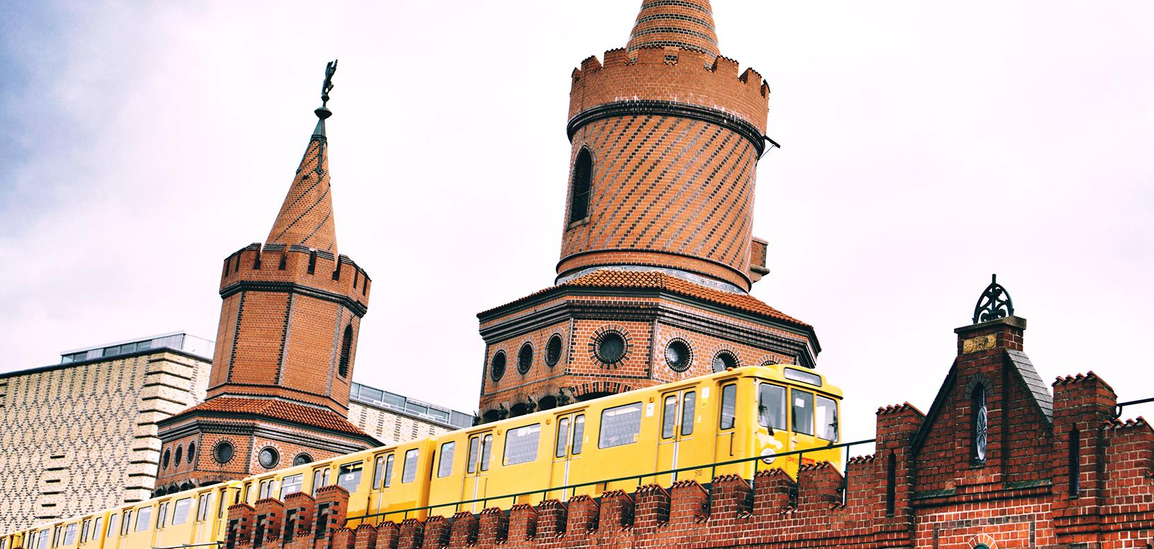 Voyage de récompense à Berlin