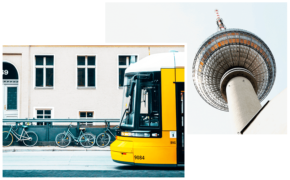 Berlin en voyage d'entreprise