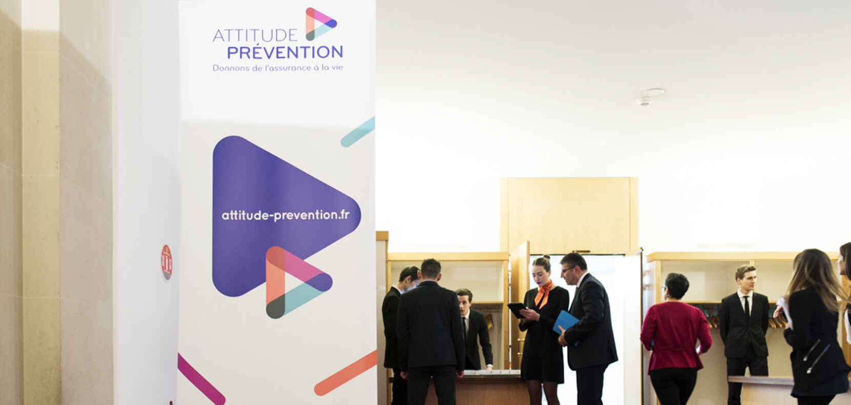 Attitude Prevention Conférence Européenne