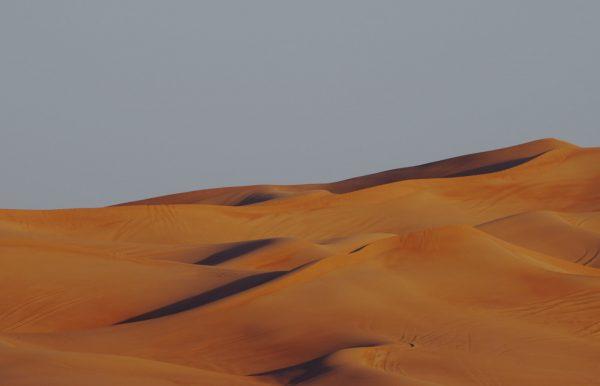 Désert d'Oman