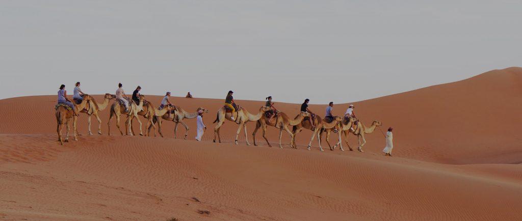 Voyage Oman & Abu Dhabi