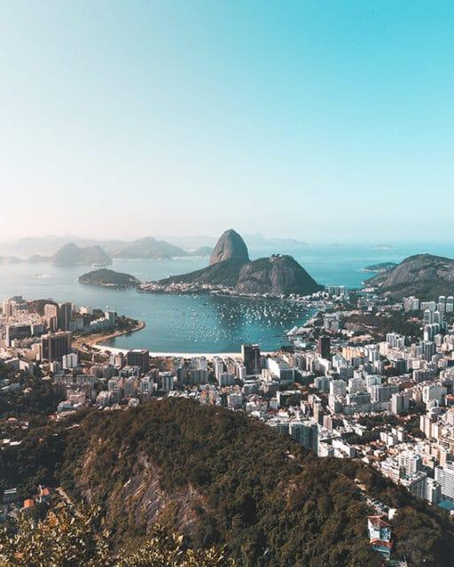 Voyage de récompense au Brésil
