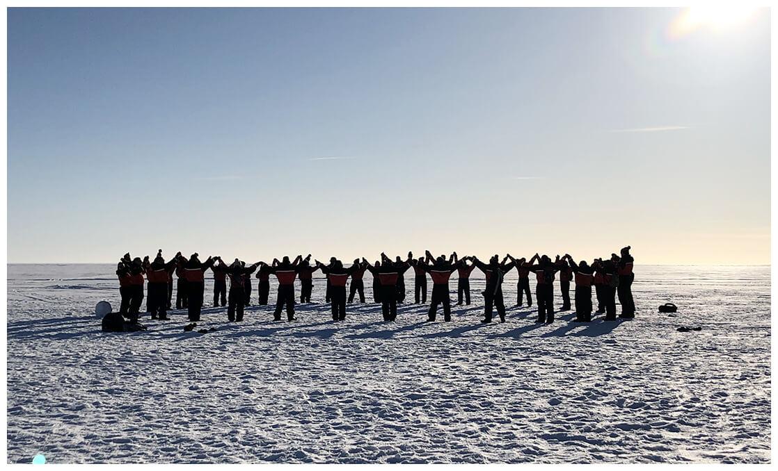 Voyage de groupe en Laponie