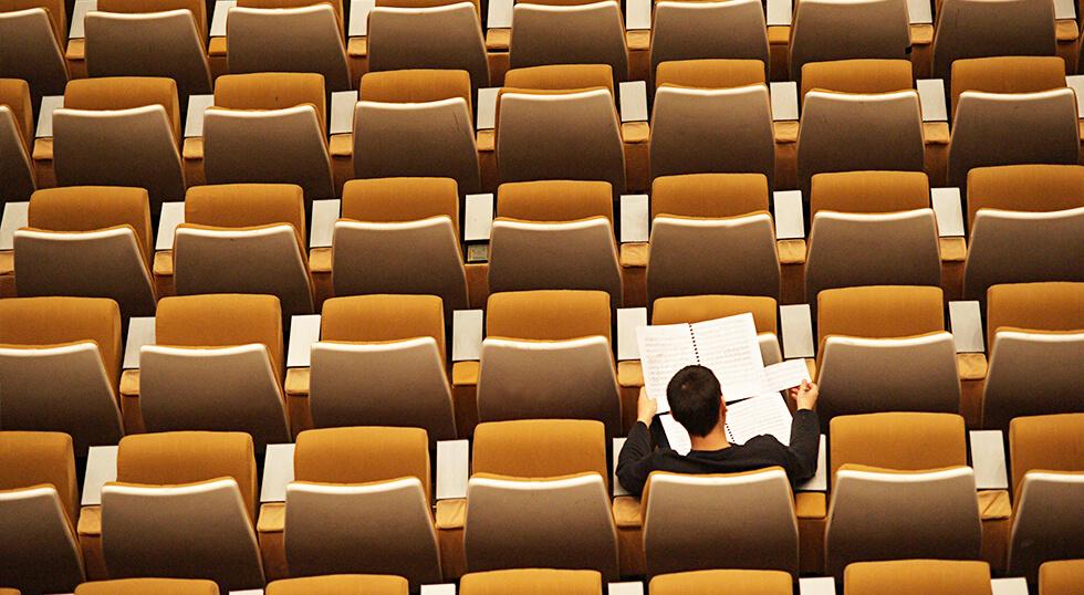 Assister à un congrès