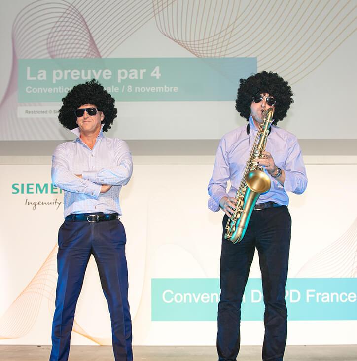 Conférence Siemens