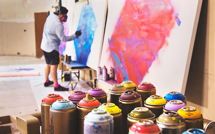 Atelier de création