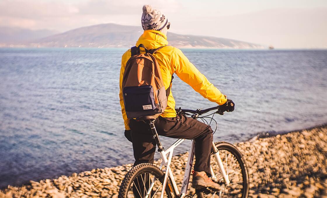 Prendre l'air à vélo
