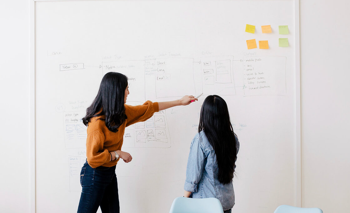 Résoudre une problématique en réunion