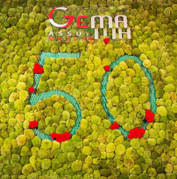 50 ans de GEMA
