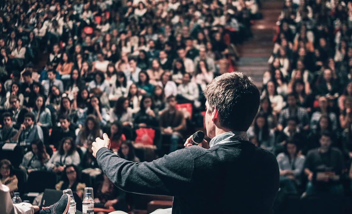 congrès speech