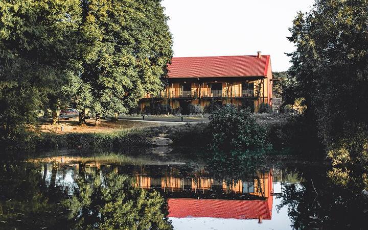 Le Barn Hotel, pour un séminaire au calme