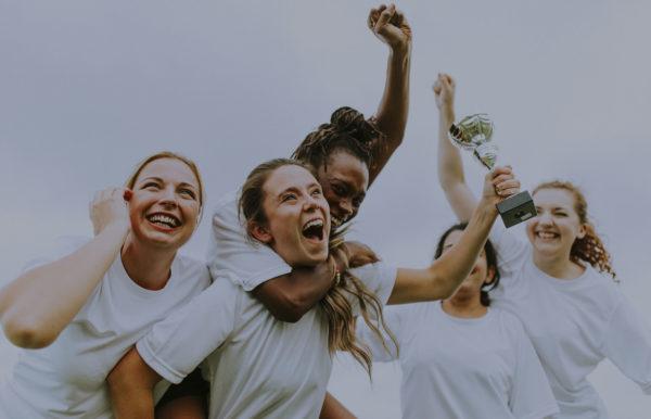 Motivation d'une équipe féminine