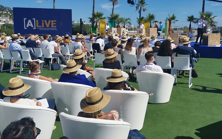 Heavent à Cannes en 2020