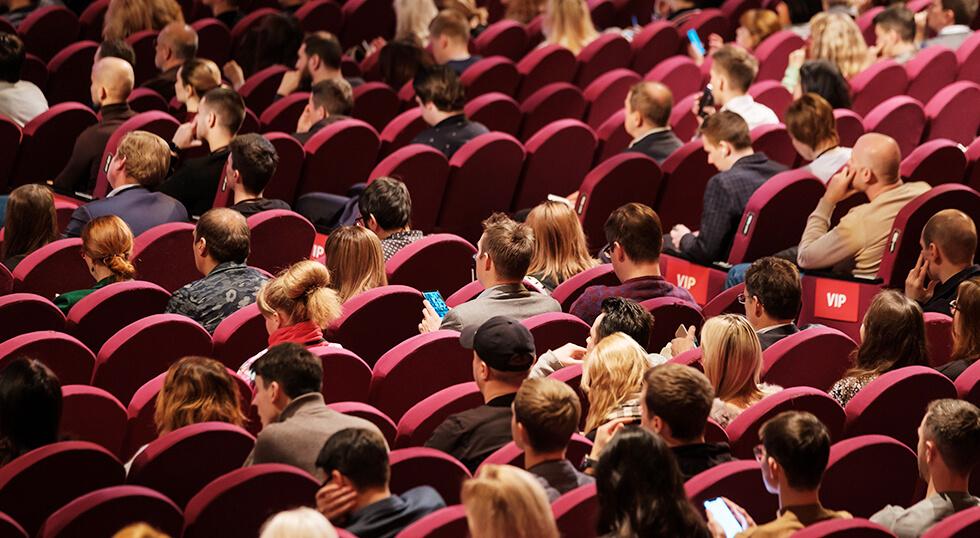 Participants à un congrès